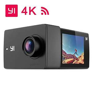 "YI Action Camera 4K Wifi 16 MP Sports Cam 150º Wide View Angle 2"" LCD Touchscreen £35.99 Sold by Seeverything UK and Fulfilled by Amazon"