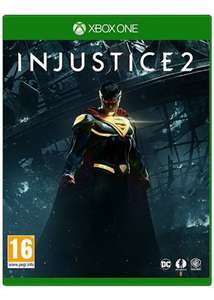 [Xbox One/PS4] Injustice 2 - £13.85 - Base
