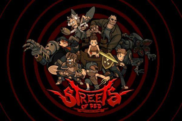 Streets Of Red  Devils Dare Deluxe £5.03 @ Nintendo