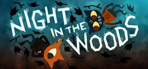 Night in the Woods £10.49 on Steam 30% off