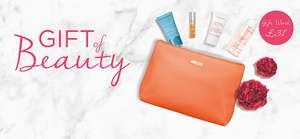 Free gift when you purchase 2 Clarins products (gift worth £31) at Debenhams