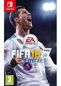 FIFA 18 [Switch] £20.85 @ Base