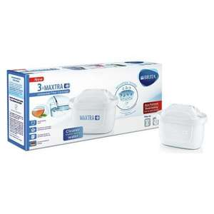 Brita Maxtra+ Water Filter Cartridges - 3 Pack £9.78 with Code APRIL15 at Robert Dyas