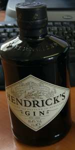 Hendricks Gin 35cl £10.73 in store Tesco - Metro Belfast (Royal Avenue)