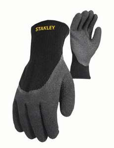 Stanley Thermal Builders Grippa Gloves One Size £2 @ wikes instore deal