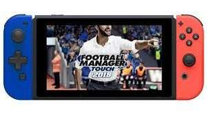 Football manager 2018 touch - £29.99 @ Nintendo switch