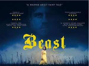 Free Cinema TIckets  - Beast - Sunday  22nd Apr 2018 @ ShowFilmFirst