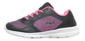 Junior Fila trainers starting from £10 - Free c&c @ JD Sports
