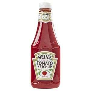 Heinz Tomato Ketchup 1kg £2 Iceland