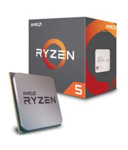 ryzen+ processors starting at £178.69 delivered @ Overclockers