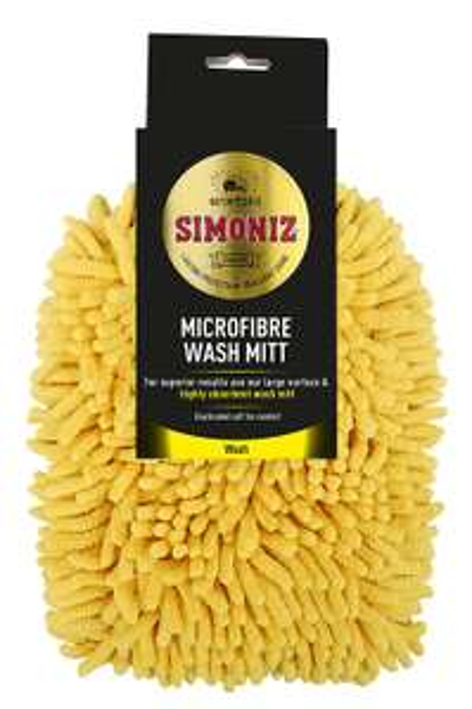 Simoniz Microfibre Wash Mitt £2 at Tesco in store