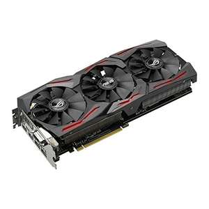Asus Strix GeForce STRIX-GTX1080 £569.47 @ Amazon