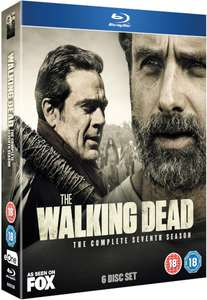 The Walking Dead - Season 7 Blu-ray £9.99 delivered @ theentertainmentstore on Ebay
