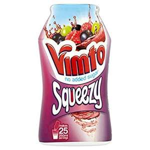 Vimto Squeezy 75p in Fulton food
