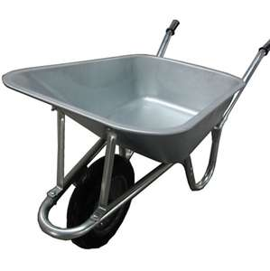 85 litre wheelbarrow £25 @ B&Q