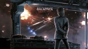 Battlestar Galactica: Deadlock Steam PC Game £14.99 @ Fanatical