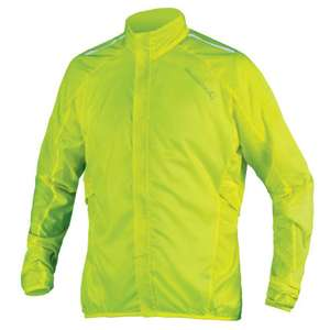Endura Pakajak Showerproof Jacket £13.99 delivered at Wiggle