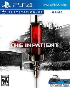 The Inpatient PSVR / PlayStation VR £17.99 - PSN