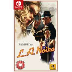 L.A. Noire (Switch) £23 Delivered @ Games Centre