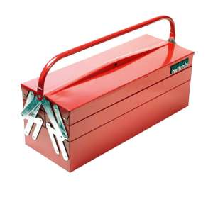 Cantilever Tool box £12.75 @ Halfords with 15% off Code