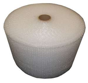 Bubble Wrap Roll Small Bubbles 300mm x 100m £3.11 Deliverred @ Amazon Dispatched from and sold by MG CORP