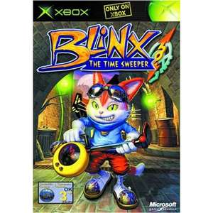 Preowned Blinx Backwards Compatible With Xbox One On April 17th £4 @ CEX - OOS online - check instore