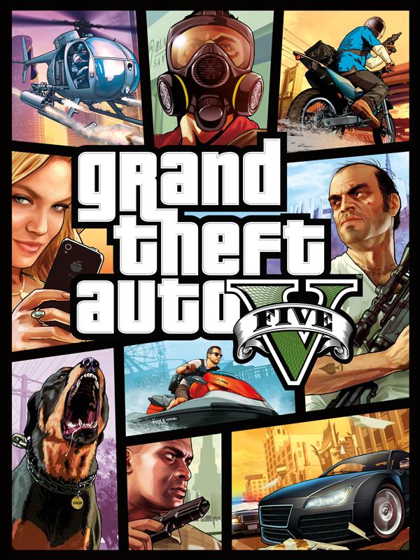 GTA V (PC) @ cdkeys £14.05