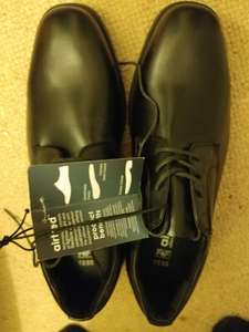 Large mens shoes at Tesco £5 down from £22, should be national