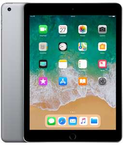 "Apple iPad 9.7"" (2018) 128GB Wifi Space Gray/Gold £321.99 @ eGlobal Central"