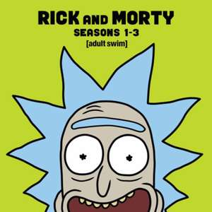 iTunes Rick and Morty, Seasons 1-3 (Uncensored) by Rick and Morty £29.99 at iTunes