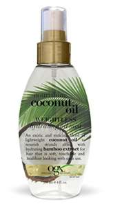OGX Coconut Oil Mist £1.84 Normally £7.35 instore at Boots Brighton