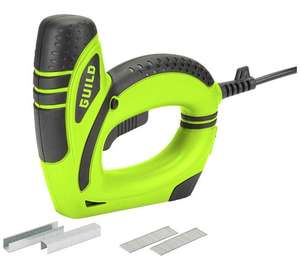 Guild Nail And Staple Gun £14.49 @ Argos