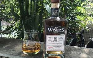 JP Wisers 18 year old Canadian blended Whisky 70cl £34.90 @ Amazon - temp oos allowing to order