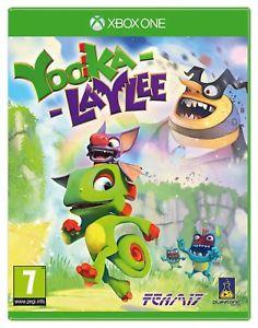 [Xbox One] Yooka Laylee - £7.99 - eBay/Argos