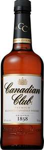 Canadian Club Whisky £16.00 Prime / £21.00 Non Prime @ Amazon