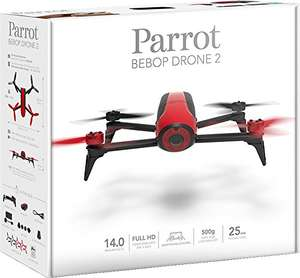 Parrot Bebop Drone 2 (Red) £258.76 at Amazon Germany