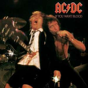 ac/dc if you want blood  - vinyl lp [ amazon spain ]  10.50 euros , £13.21 delivered