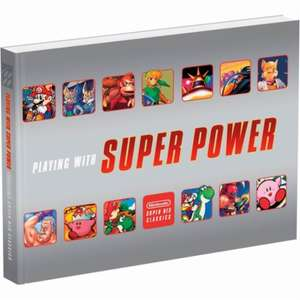 Playing with Super Power: SNES Classics Book - £12.99 instore @ game