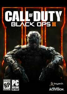 Call of Duty Black Ops 3 PC - CDKeys £8.99 (or £8.54 with FB code)