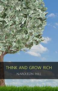 free kindle book - Think and Grow Rich @ amazon