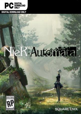 Nier:Automata CDKeys.com - Steam Key - £14.99 @ CDKeys