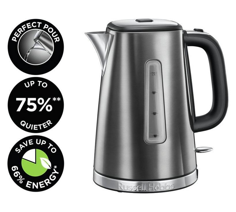 Russell Hobbs Luna kettle £34.99 from £59.99 @ Argos