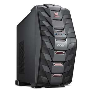 Predator G3 Gaming Desktop | G3-710 - was £1099 - down to £799 @ Acer