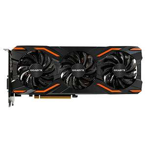 Gigabyte Nvidia GTX 1080 Graphics Cards £557.40 @ Amazon Dispatched and sold by Scan Computers Intl Ltd