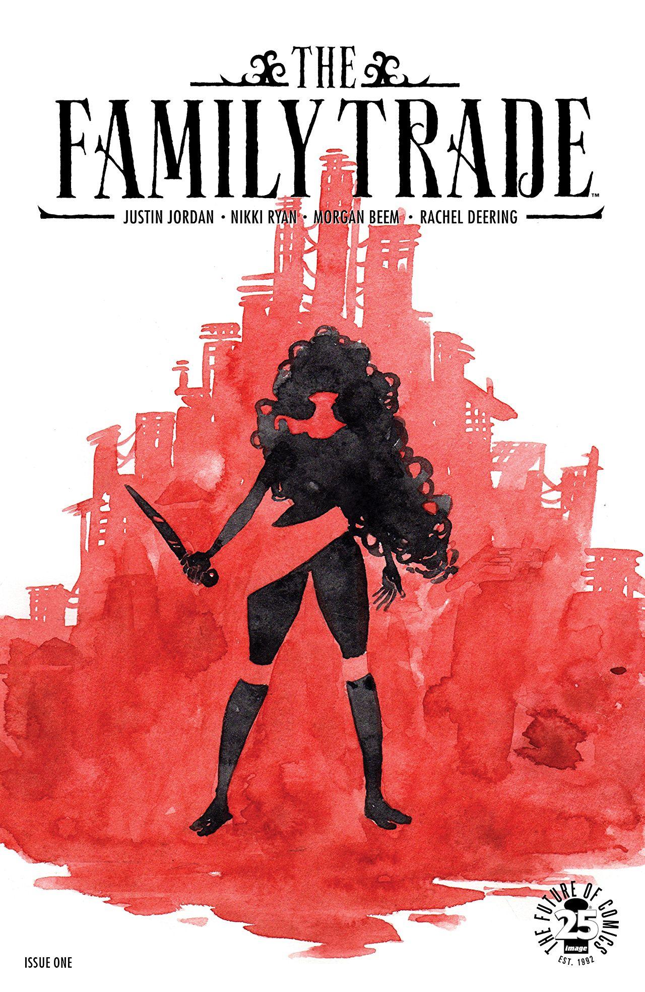 Family Trade #1 (Image Comics) digital comic free @ Comixology