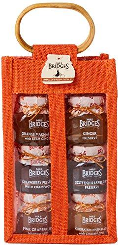 Mrs Bridges Marmalade and Preserve 6 Jar Tasting Set (Pack of 2) amazon - £10.92 Prime / £15.67 non-Prime