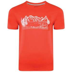 DARE2B Mens Plenitude T-Shirt (Seville Red) £5.99 @  Sport Pursuit (plus £2.99 P&P)