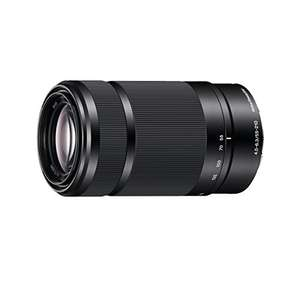 Sony SEL55210 E Mount APS-C 55-210 mm F4.5-6.3 Telephoto Zoom Lens - £179 @ Amazon