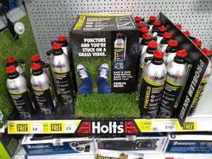 Holts Tyreweld Buy One Get One Free at Halfords - £8