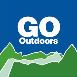 £5 off on any purchase above £25 with code - Go Outdoors